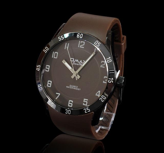 mužské hodinky