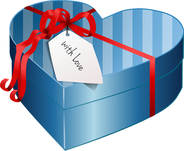 dárek z lásky