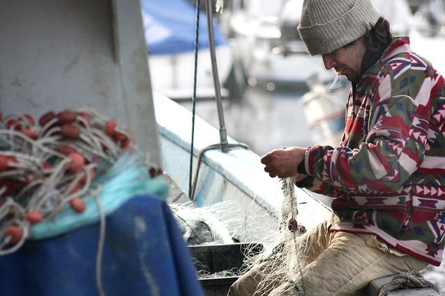 zábavný rybolov