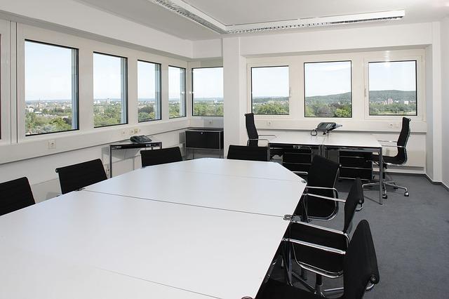 setkání v zasedačce