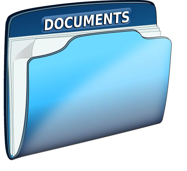 text v dokumentu
