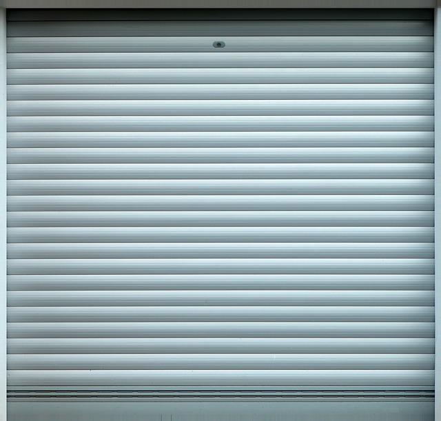 dveře garáže