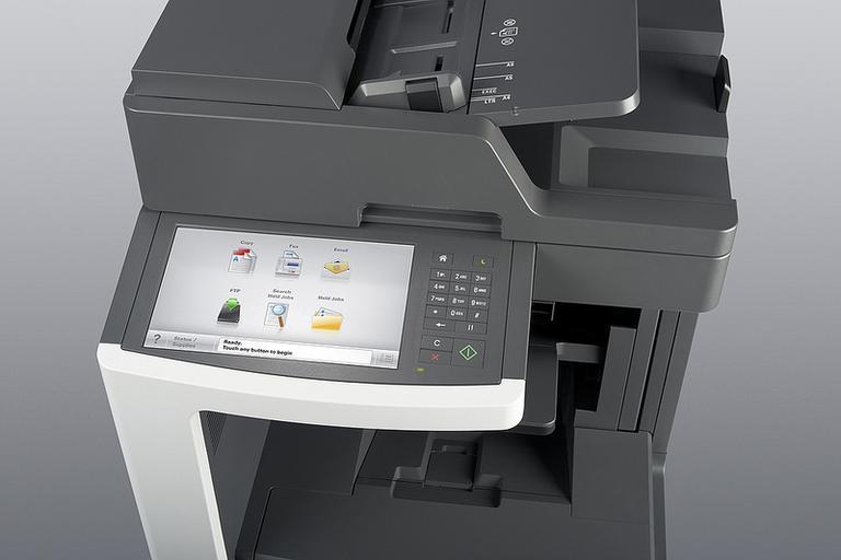 laserová tiskárna je ideální na tisk letáků