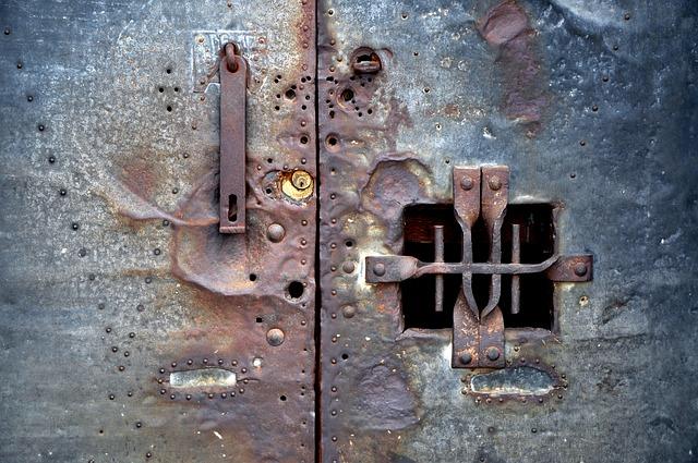 zámek k otevření